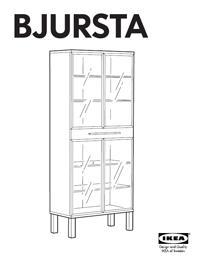 Ikea Bjursta Instructions